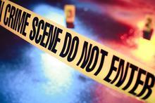 crime scene investigation yellow tape