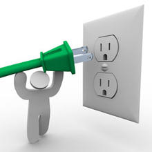 socket and plug