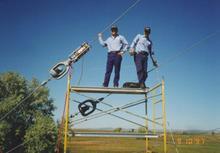 WWVB antenna