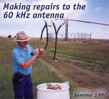 WWVB repairs