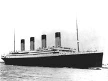 Titanic photo copyright Smithsonian Institution, NMAH/Transportation