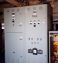 power distribution cabinet for transmitter