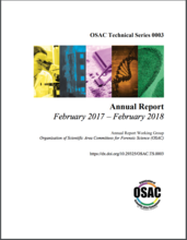 2018 OSAC Annual Report