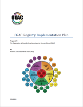 OSAC Registry Implementation Plan