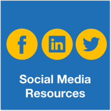 social media resources icon