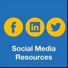 social media resources icon