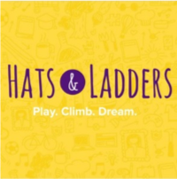 Hats and Ladders Logo