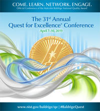 Join us for the Quest for Excellence Conference April 7-10, 2019.