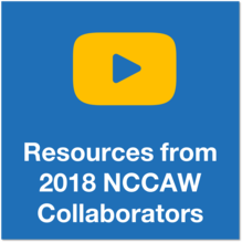 NCCAW 2018 Collaborators