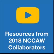 NCCAW 2018 Collaborators