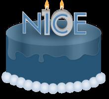 NICE Anniversary Image