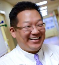 Photo of Michael Suk.