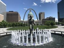 St. Louis Arch and Plaza