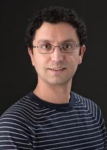 Headshot of Behrang Hamadani