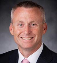 Photo of David Zaas a 2018 Baldrige Executive Fellow.