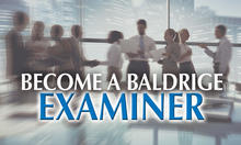 Become A Baldrige Examiner. People in a business setting having a discussion. Credit: Rawpixel.com/Shutterstock