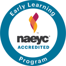 NIST CCC is NAEYC Accredited