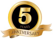 5 Years K-12 Registration