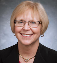 Photo of Patricia Skriba 2019 Baldrige Judges Panel.