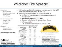FireSpread Presentation