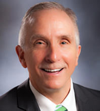 Photo of John Jasinski 2019 Baldrige Overseer.