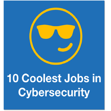 10 coolest jobs icon