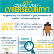 Why Consider a Career in Cybersecurity