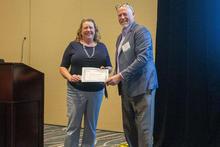 2019 OSAC Award Winner Kelly Keyes