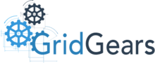 This is the logo for GridGears - a subawardee of the MCV Test Equipment Award from PSCR