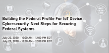 July 2020 IOT Conference