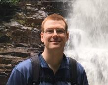 Jason Parent is an assistant professor at the University of Rhode Island's Department of Natural Resources Science.