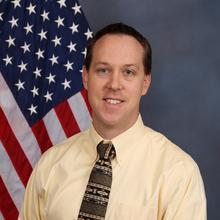 Christopher Krug, member of OSAC's Forensic Science Standards Board