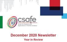 CSAFE's December 2020 Newsletter