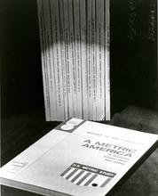 Image of covers of 345 Series, Report to the Congress A Metric America