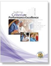 2013-2014 Baldrige Health Care Criteria for Performance Excellence Cover