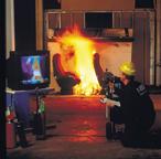 fire test copyright Robert Rathe