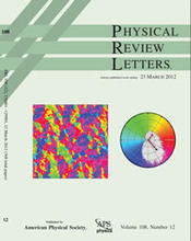 Physical Review Letters 108(12) cover - small