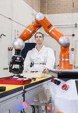 Manufacturing Robotics Testbed