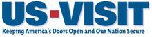 US VISIT logo
