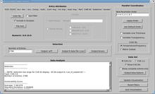 NVDvis tool interface.