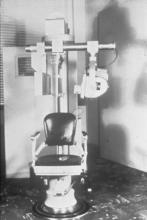firstpanoramicxraymachine