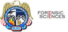 OLES/Forensic Sciences Logos