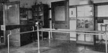 Radium calibration range