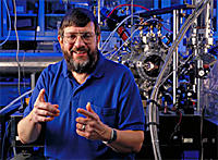 NIST physicist William Phillips