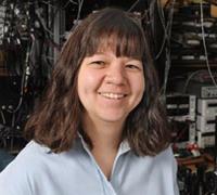 NIST physicist Deborah Jin