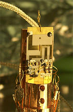 Quantum logic clock based on an aluminum ion.