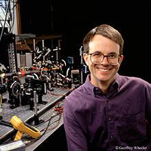 NIST physicist Eric Cornell