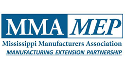 Mississippi Manufacturers Association Manufacturing Extension Partnership (MMA-MEP) logo