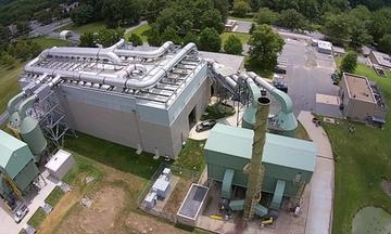 Built to House an Inferno: The NIST National Fire Research Laboratory Thumbnail