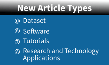 JRes new article types